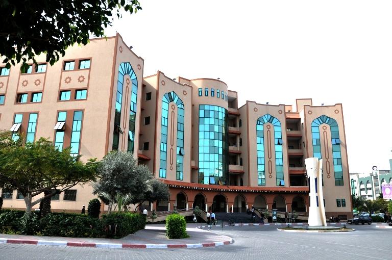 الجامعة الإسلامية بغزة